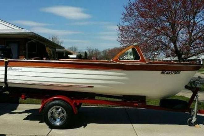 1960 Thompson Runabout - For Sale at Dearborn Heights, MI 48125 - ID 109504