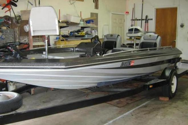 1985 Raycraft Bass Boat - For Sale at Broken Arrow, OK 74011 - ID 109510