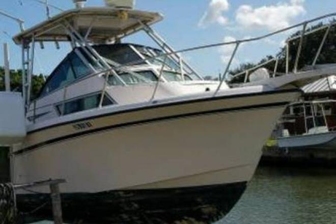 1996 Grady White 272 Sailfish - For Sale at St Petersburg, FL 33730 - ID 109513