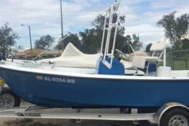 1976 Aquasport 170 - For Sale at Fairhope, AL 36532 - ID 109527