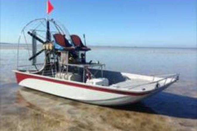 1998 Rivermaster Airboat - For Sale at Hudson, FL 34667 - ID 109531