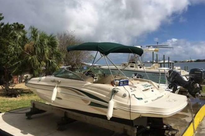 2002 Sea Ray 220 Sundeck - For Sale at Jacksonville, FL 32201 - ID 109532
