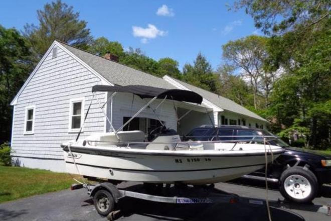 1995 Boston Whaler Rage 14 - For Sale at Cotuit, MA 2635 - ID 109539