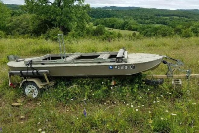 2001 Osage Duck Boat - For Sale at Republic, MO 65738 - ID 109542