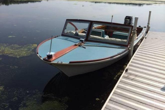 1963 Thompson Sea Coaster - For Sale at North Webster, IN 46555 - ID 109544