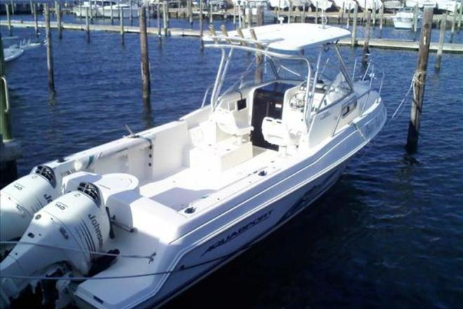 2003 Aquasport 250 Explorer - For Sale at Barnegat, NJ 8005 - ID 109546