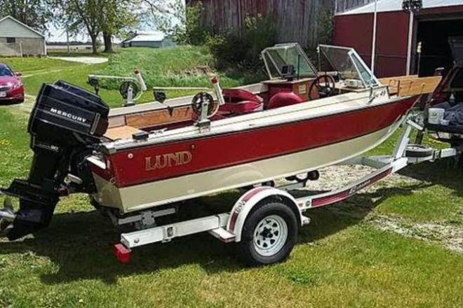 1986 Lund 4.9 Tyee - For Sale at Waupun, WI 53963 - ID 109549