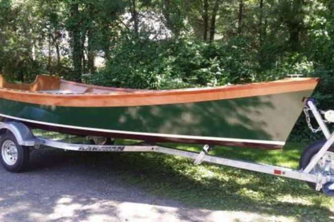 2016 Chesapeake Chesapeake Light Craft Peeler Skiff - For Sale at Somers, CT 6071 - ID 109537