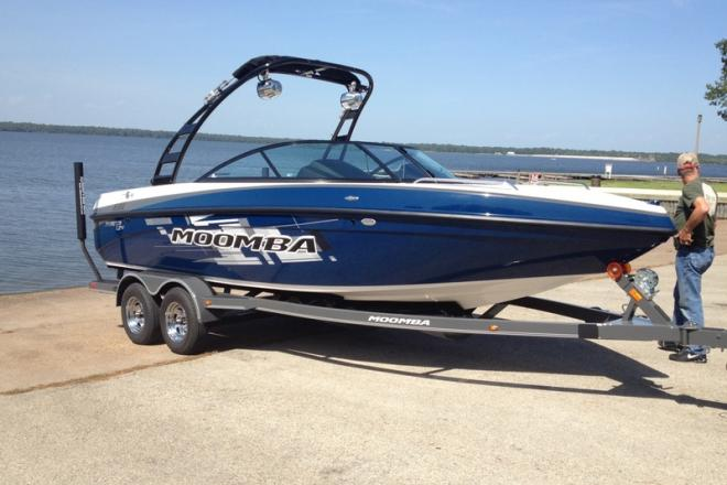 2013 Moomba Mobius LSV - For Sale at Huffman, TX 77336 - ID 109754