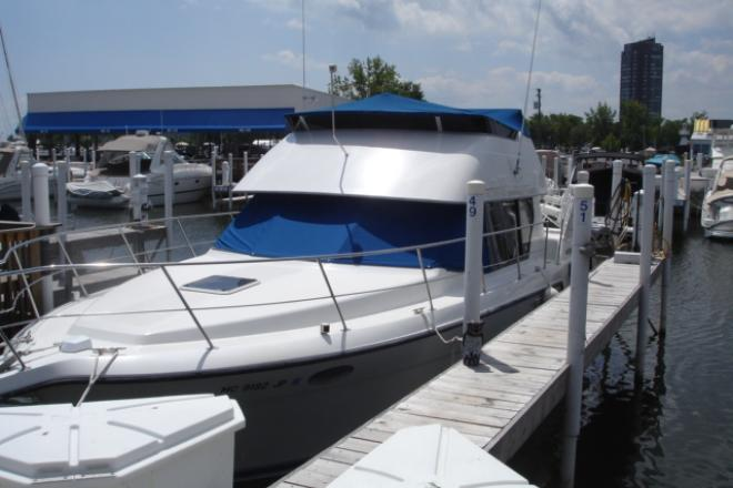 1994 Carver 350AC - For Sale at Harrison Township, MI 48045 - ID 109749