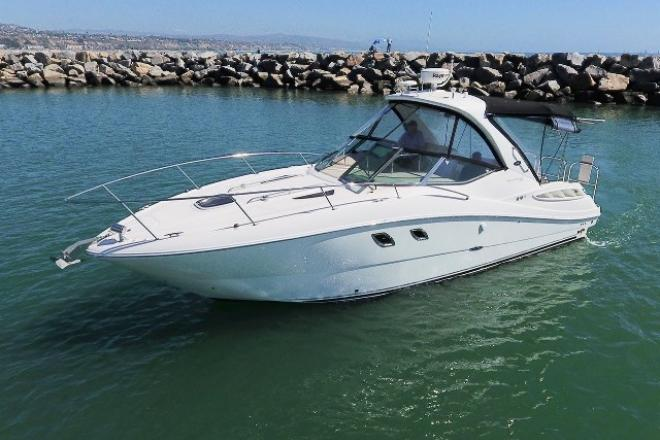 2009 Sea Ray 310 SUNDANCER - For Sale at Newport Beach, CA 92658 - ID 109723