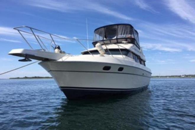 1988 Silverton 37 Motoryacht - For Sale at Stonington, CT 6378 - ID 109795