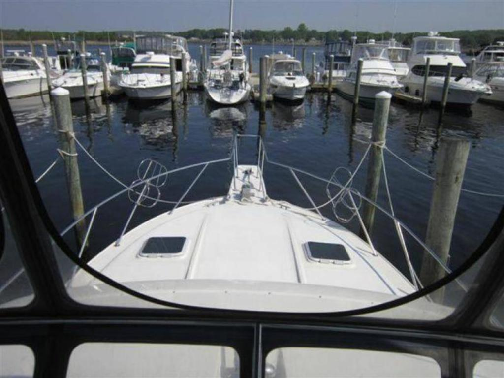 1988 Silverton 37 Motoryacht For Sale At Stonington Ct