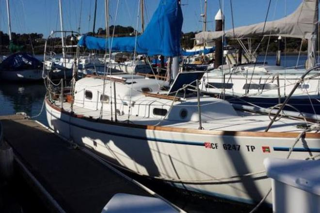 1971 Pacific 30 - For Sale at Sausalito, CA 94965 - ID 109861