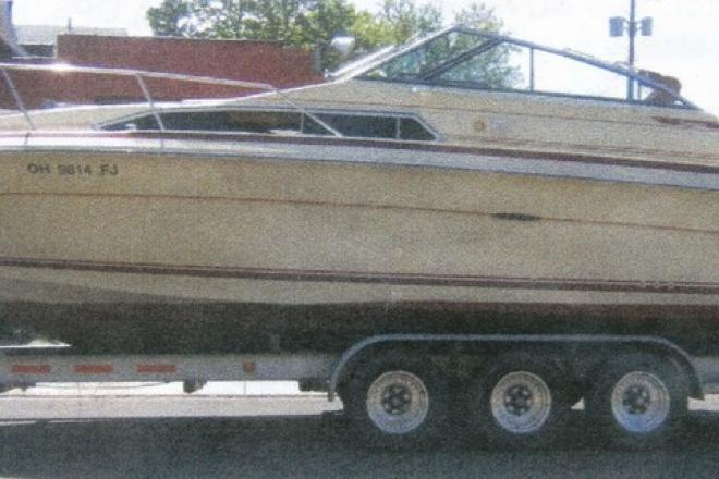 1985 Sea Ray 270 Sundancer - For Sale at Sandusky, OH 44870 - ID 109863