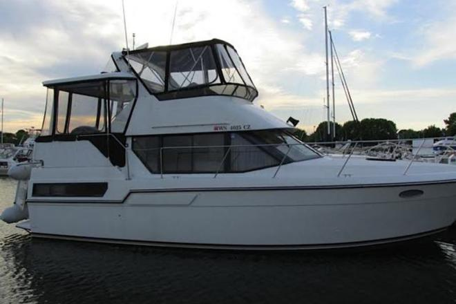 1991 Carver Aft Cabin - For Sale at Sheboygan, WI 53081 - ID 109890