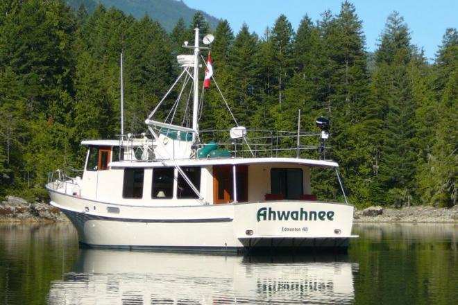 1998 Pacific Trawlers Pilot House Trawler - For Sale at Anacortes, WA 98221 - ID 109891
