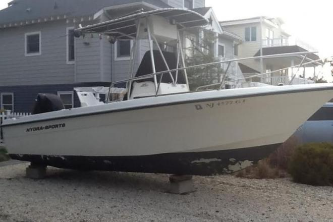 2003 Hydra Sports Center Console - For Sale at Barnegat Light, NJ 8006 - ID 109954