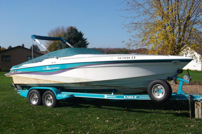 1993 Wellcraft Nova Spyder - For Sale at Magnolia, OH 44643 - ID 109960