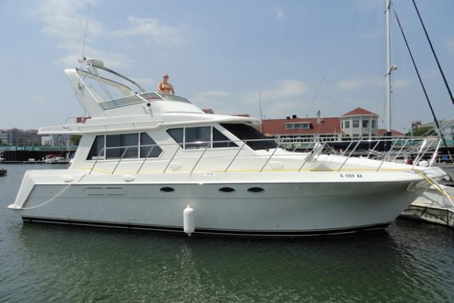 2006 Navigator 4200 PILOTHOUSE - For Sale at Pewaukee, WI 53072 - ID 109887