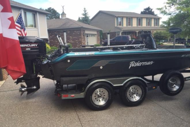 1995 Ranger 690 VS - For Sale at Clinton Township, MI 48035 - ID 109958