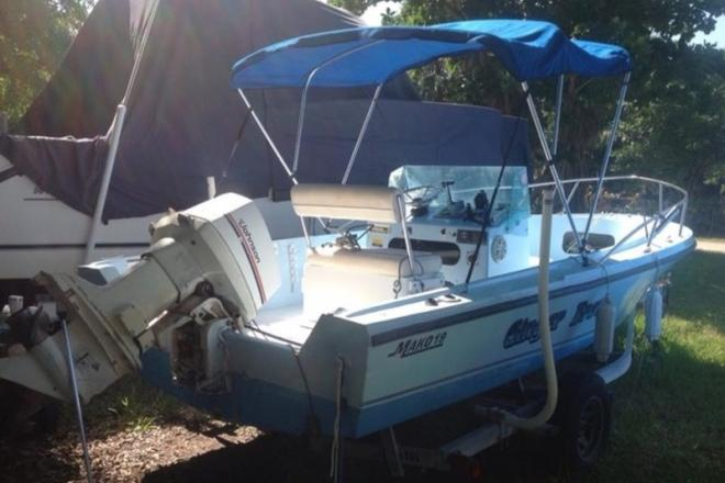1969 Mako 19 - For Sale at Big Pine Key, FL 33043 - ID 110002