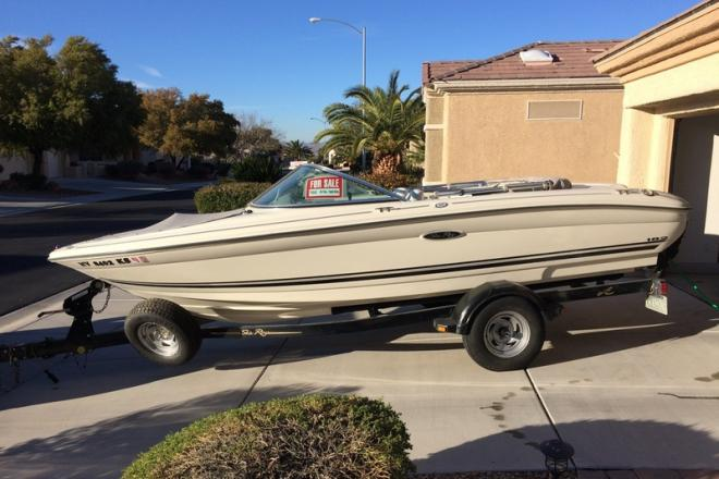 2002 Sea Ray 182 Bowrider - For Sale at Henderson, NV 89002 - ID 109983