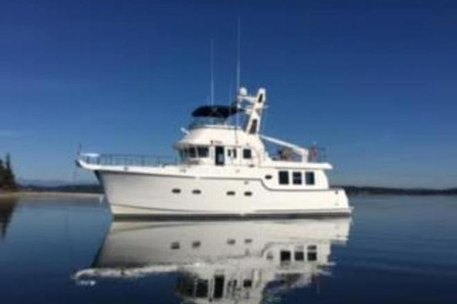 2004 Nordhavn 47 - For Sale at Port Orchard, WA 98366 - ID 110044