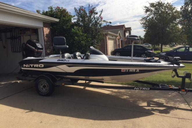 2002 Nitro 640 LX - For Sale at Little Elm, TX 75068 - ID 110117