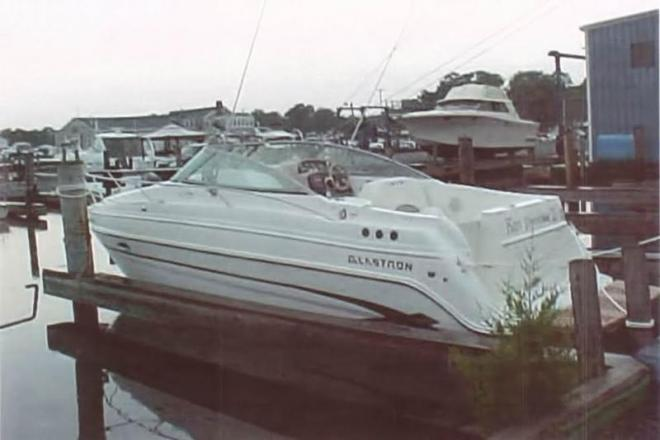 2004 Glastron GS 279 - For Sale at Lake Hopatcong, NJ 7849 - ID 110139