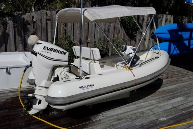 2012 Rigid Rigid Boats 10 Sport - For Sale at Siesta Key, FL 34242 - ID 110159