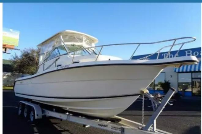 2004 Pursuit 2870 - For Sale at Sarasota, FL 34230 - ID 110160