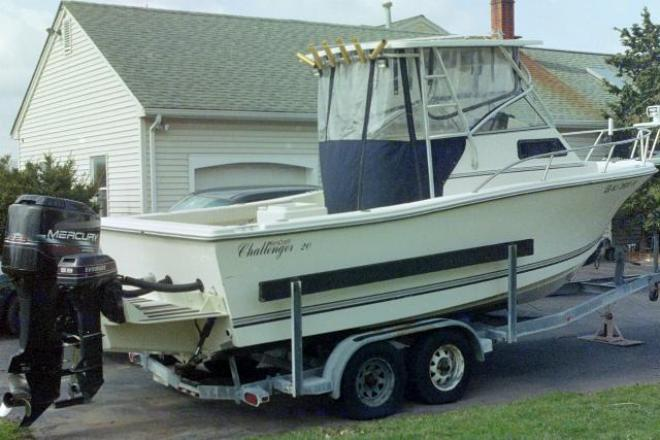1999 Kencraft 220 WA (Priced to Move!!) - For Sale at Neshanic Station, NJ 8853 - ID 110168
