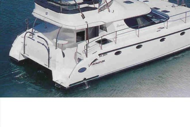 2003 Prowler cub (POWER CATAMARAN) DROPPED 40K PRICED TO SELL - For Sale at Beaufort, NC 28516 - ID 110169