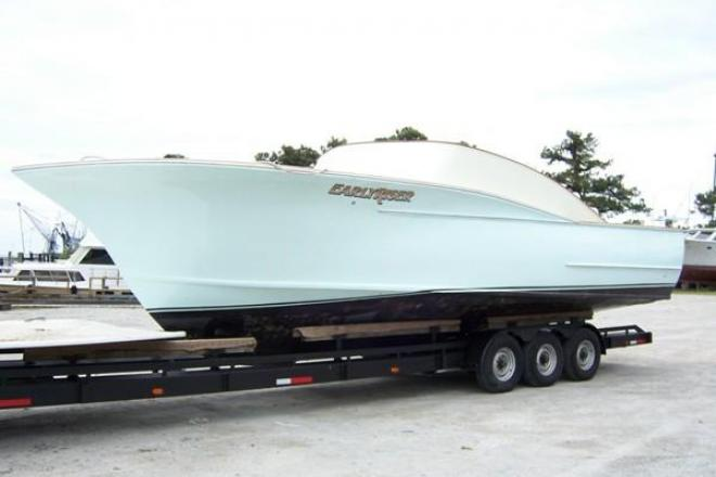 2009 Custom Built (Boat is 80% Complete) - For Sale at Washington, NC 27889 - ID 110172