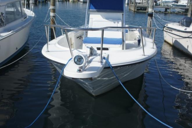 1997 Edgewater (New 4 Strokes! Warranty till 2012!) - For Sale at Montauk, NY 11954 - ID 110177