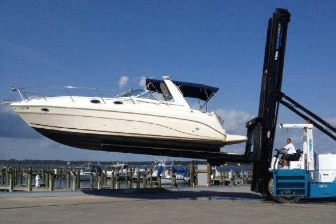 2002 Rinker (New Power 2011! 18 Hours!) - For Sale at Biloxi, MS 39532 - ID 110182