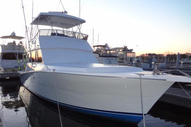 1987 Viking (Outstanding Condition!) - For Sale at Ocean City, MD 21842 - ID 110183