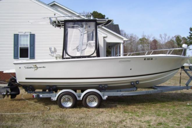 2007 Albemarle (Only 108 Hours!) - For Sale at Courtland, VA 23837 - ID 110185