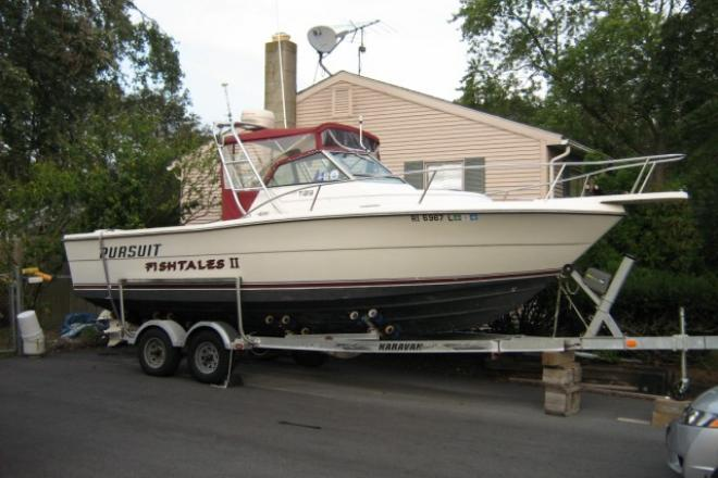 1986 Tiara (2006 Power! Bring Offers) - For Sale at Warwick, RI 2886 - ID 110191