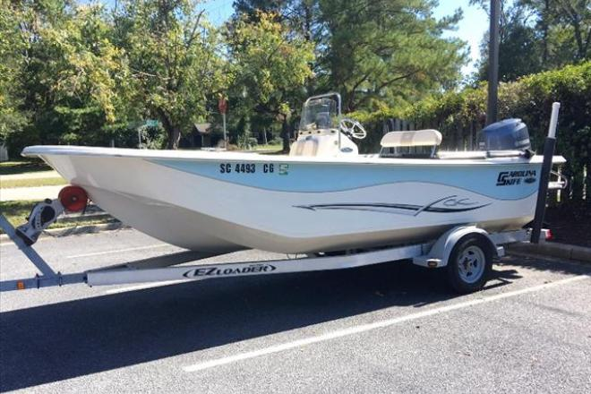 2013 Carolina Skiff (Low Hours! Excellent Condition!) - For Sale at Florence, SC 29501 - ID 110201