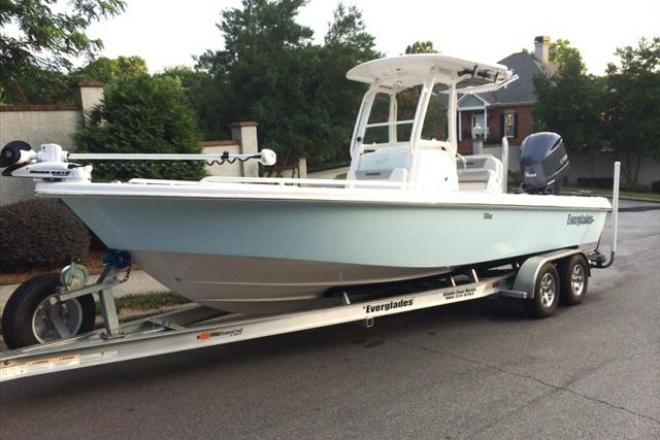 2015 Everglades (Mint! Warranty till 2024!) - For Sale at Augusta, GA 30901 - ID 110215