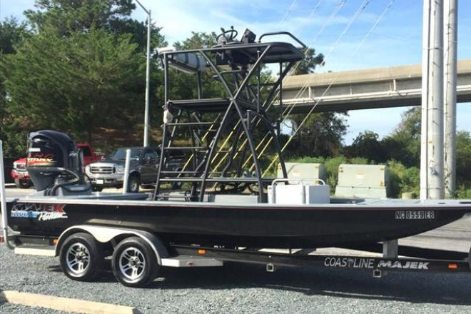 2015 Majek (Mint! 80 Hours! Loaded!) - For Sale at Ocean Isle Beach, NC 28469 - ID 110218