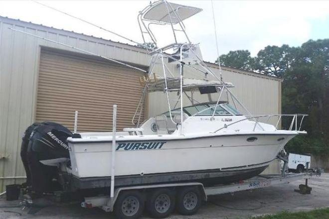 1990 Pursuit (Excellent Condition!) - For Sale at Boynton Beach, FL 33424 - ID 110224