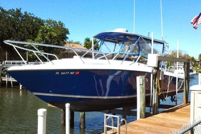 1999 Contender (New Power in 2011!) - For Sale at Tampa, FL 33601 - ID 110236