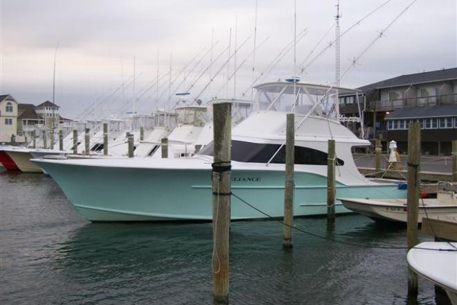 2004 Crown Sportfisherman - For Sale at Hatteras, NC 27943 - ID 110245
