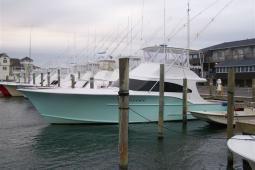 2004 Crown Sportfisherman