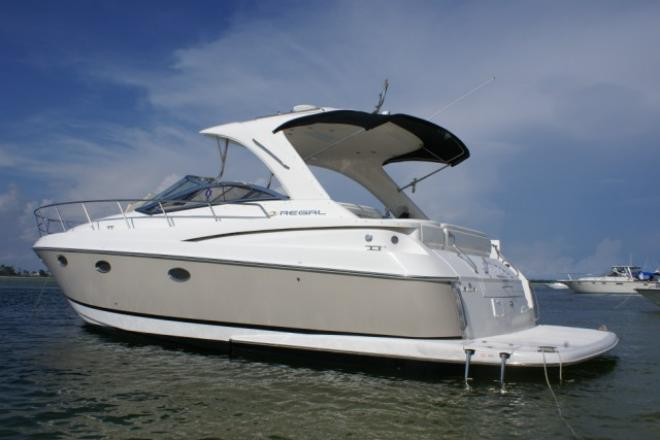 2005 Regal Commodore (Diesel! Only 215 hours!) - For Sale at Pensacola, FL 32505 - ID 110246