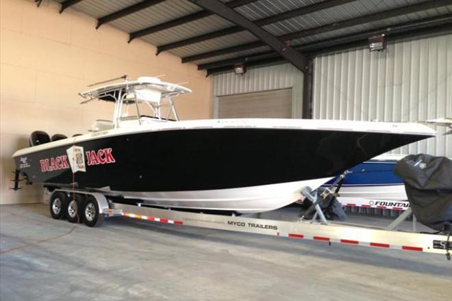 2012 Fountain (94 Hours! Warranty!) - For Sale at Metairie, LA 70003 - ID 110254