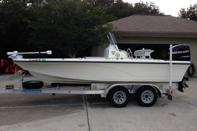 2007 Mako (Only150 Hours! Excellent Condition!) - For Sale at Sarasota, FL 34240 - ID 110257